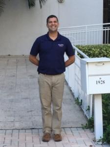 Daniel - Dockmaster at Sunset Harbor Yacht Club