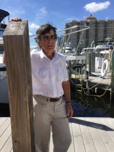 Dockmaster Sharon