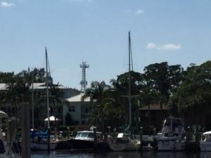 IO at Delray City marina