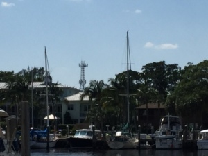 IO at Delray City marina