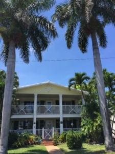 House near marina