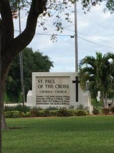St Paul of The Cross