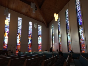 Stained Glass Stations of the Cross