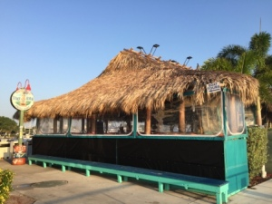 Tiki Bar at Marina
