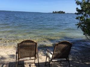 Southeast shore - Serenity Island