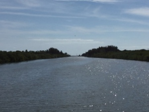 Returning to the Barge Canal
