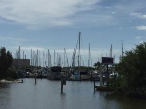 Entering Harbortown