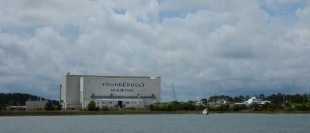 Thunderbolt Marina - near Savannah