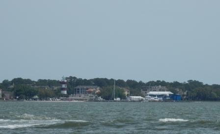 Harbor Town Marina - South end of Hilton Head