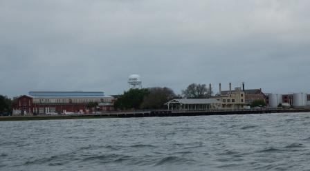 Parris Island Marine Base