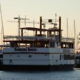 Carolina Queen at Charleston City Marina