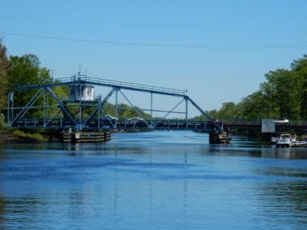 Socastee Swing Bridge