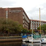 Doubletree closed for renovation