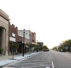 Downtown Beaufort - Front Street