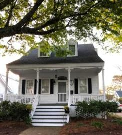 Beaufort home from 1843