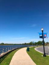 Path along Trent River