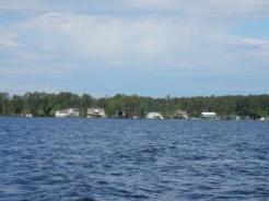 Pungo River Homes western shore