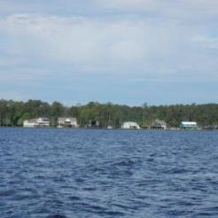 Pungo River Homes western shore