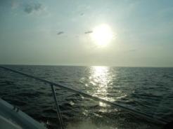 Calm Albemarle Sound