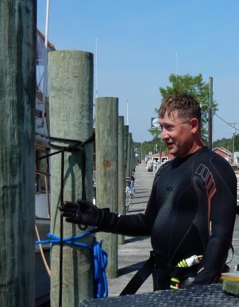 Diver Jeremy