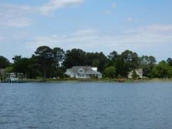 House on Poquoson River