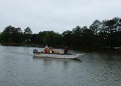Second Watermen Boat