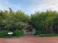 Entrance to Japanese Garden - Friendship Park