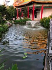 Waterfalls at Japanese Garden - Friendship Park