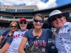Baseball game - Pawtucket Sox