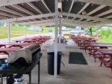 Marina/clubhouse picnic area