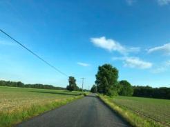 Rural road to Callao
