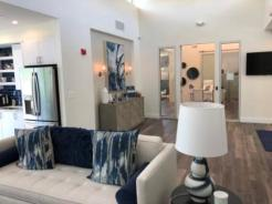 Lobby to leasing office at Watergate