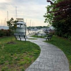 George Washington Davis Memorial Park - Eastport
