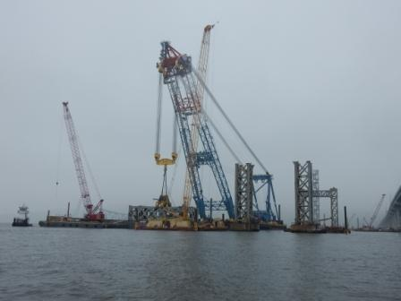 Deconstructing Tappan Zee Bridge