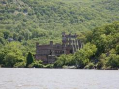 Remains of Bannerman's Castle