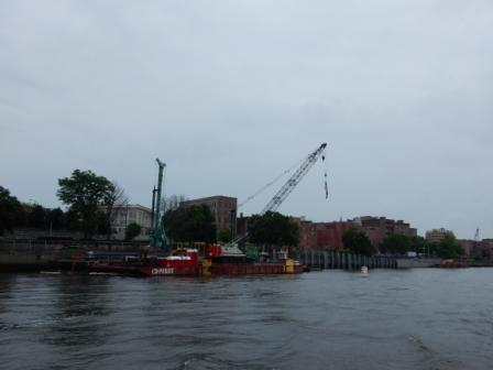 Rebuilding Troy waterfront