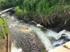 At New Croton Dam