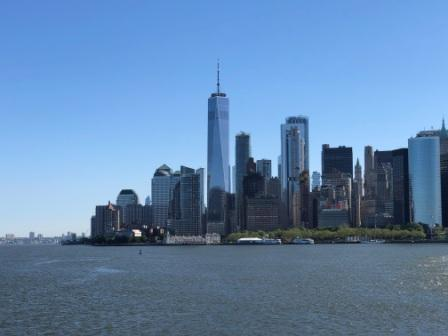NYC from SI Ferry