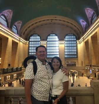 At Grand Central Station Main Terminal