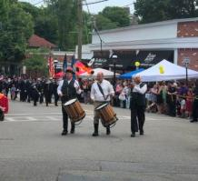 Parade at Summerfest 2019