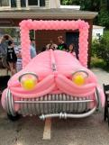 Balloon car Summerfest 2019