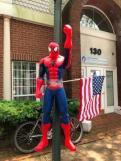 Patriotic Spiderman