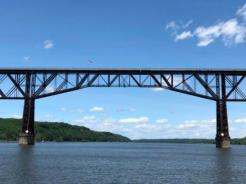 Poughkepsie Pedestrian Bridge
