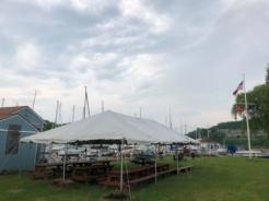 RYB activity tent