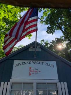 Awenke Yacht Club at Shady Harbor