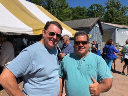 Mark & Brian Donovan