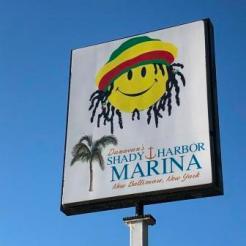 SHM Signage - Rasta-style