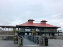 Splash Restaurant and marina office