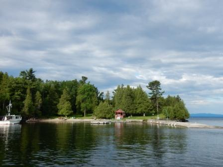 Cove at Stave Island
