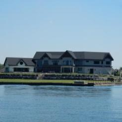 Eastern shore mansion